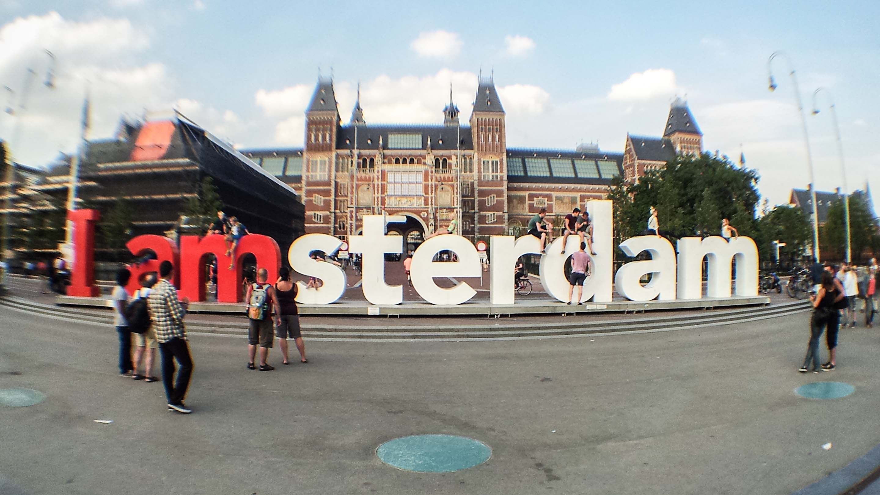 how to say hello in amsterdam