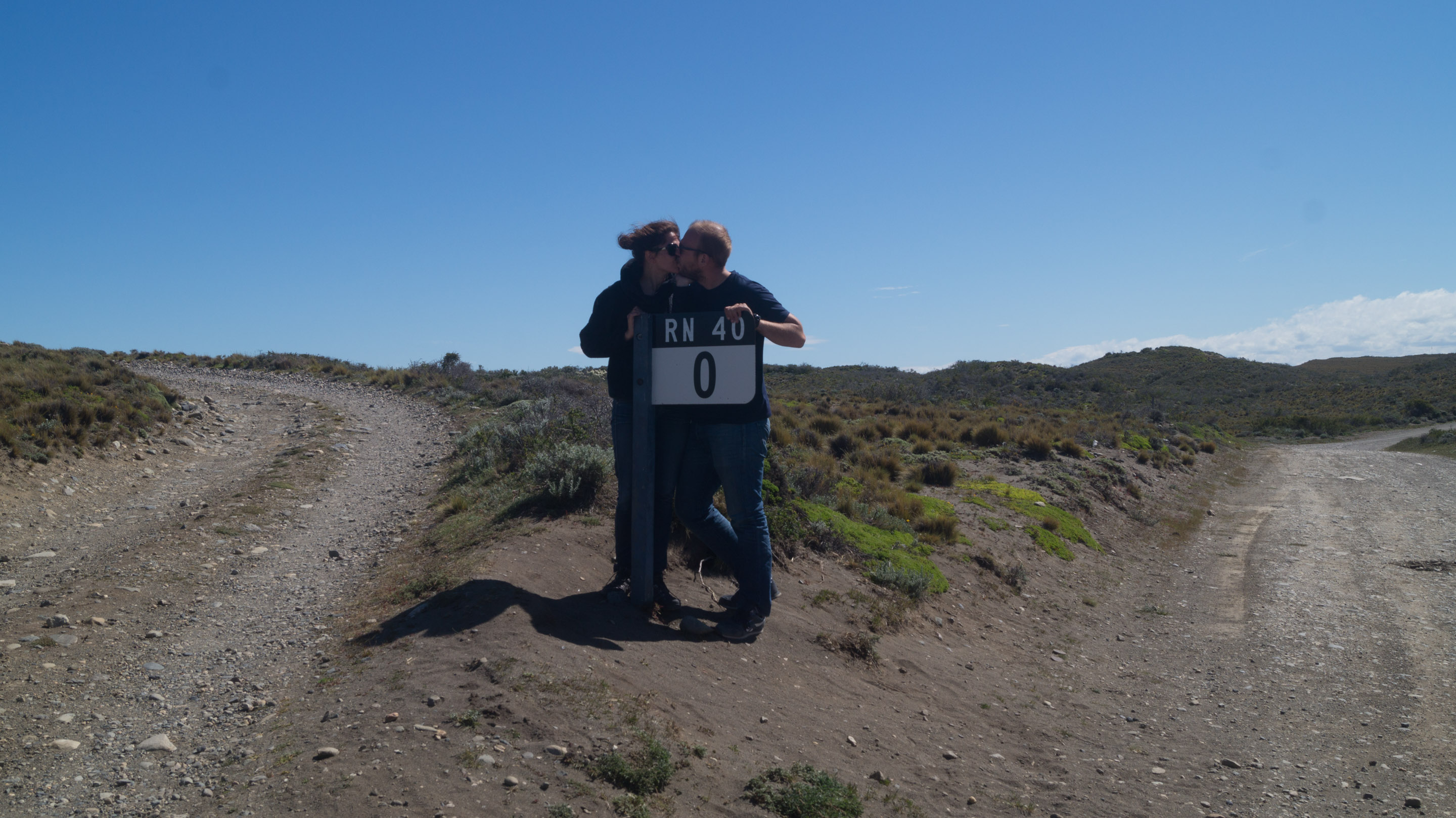 Ruta 40 End Beginning Cabo Virgenes