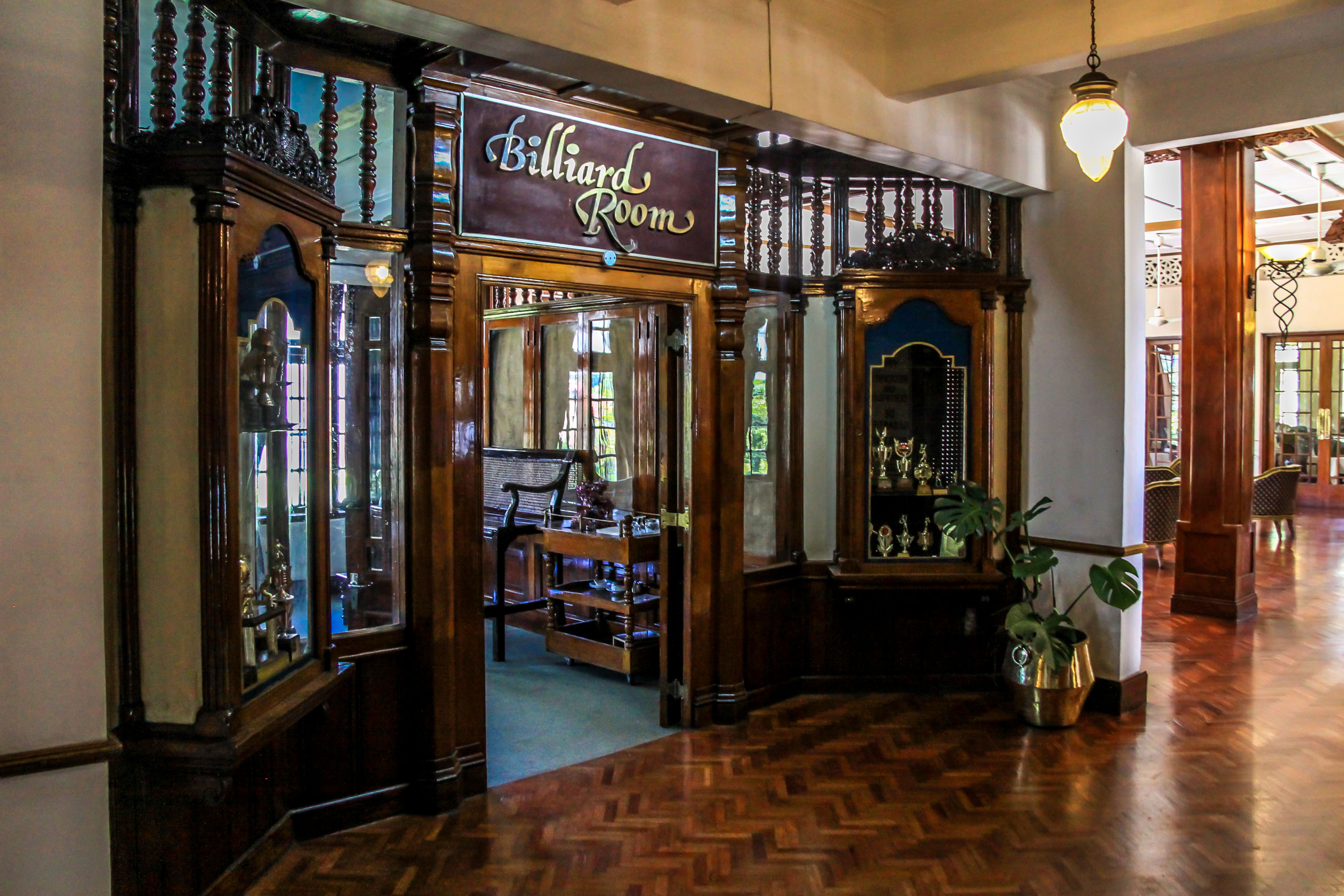 Hotel Suisse, Kandy