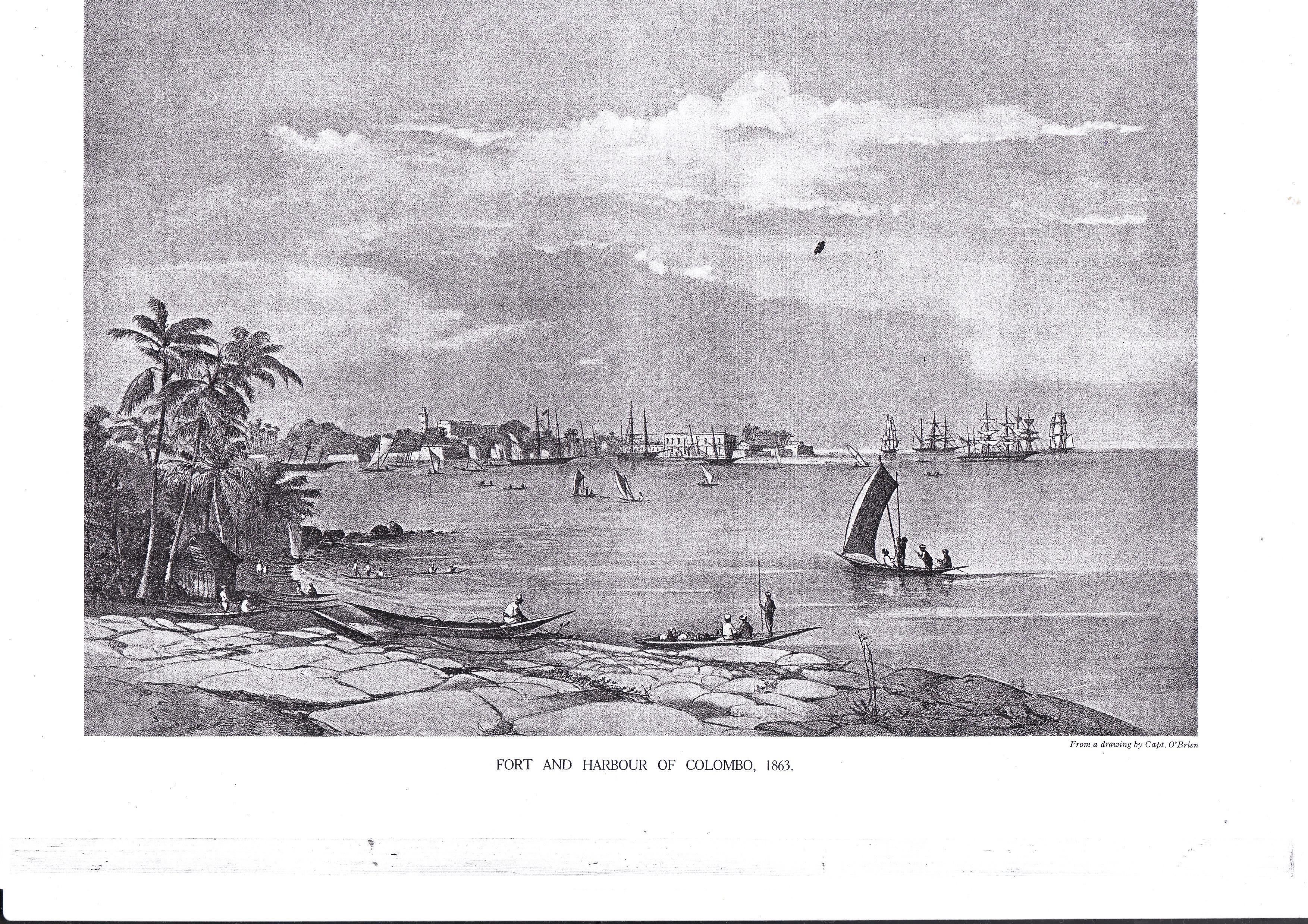 Holenderskie kolonie Cejlon reportaż
