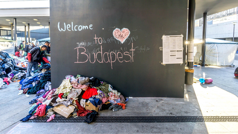 Witaj w Budapeszcie <3