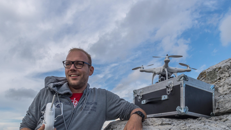 Jakub Górnicki, Polska z drona, Góra Zborów