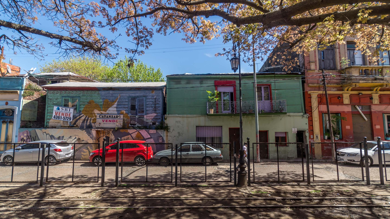 Buenos Aires La Boca Caminito