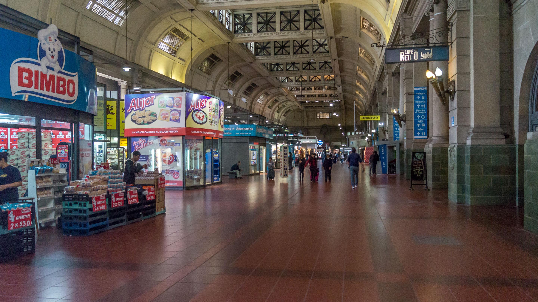 Estación Retiro