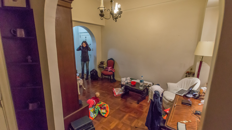 Mieszkanie w Buenos Aires
