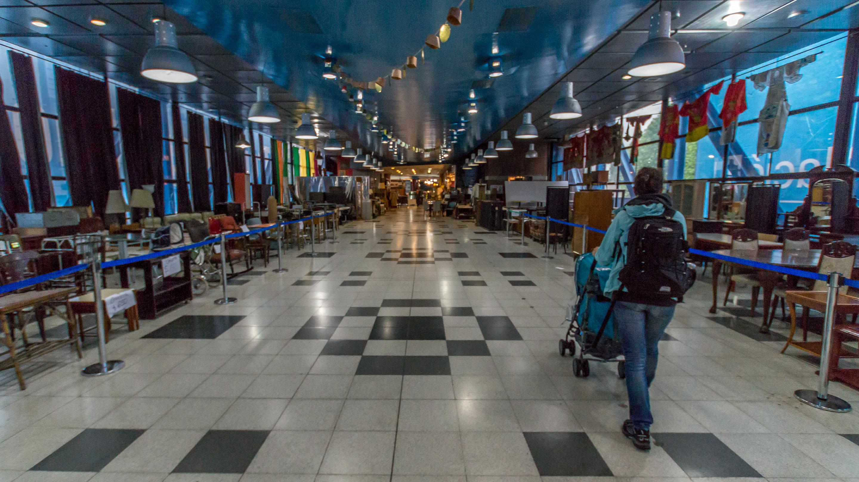Pasaż łączący stacje Mitre z Maipu