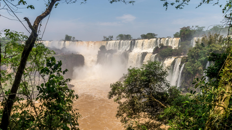 Wodospady Iguazú