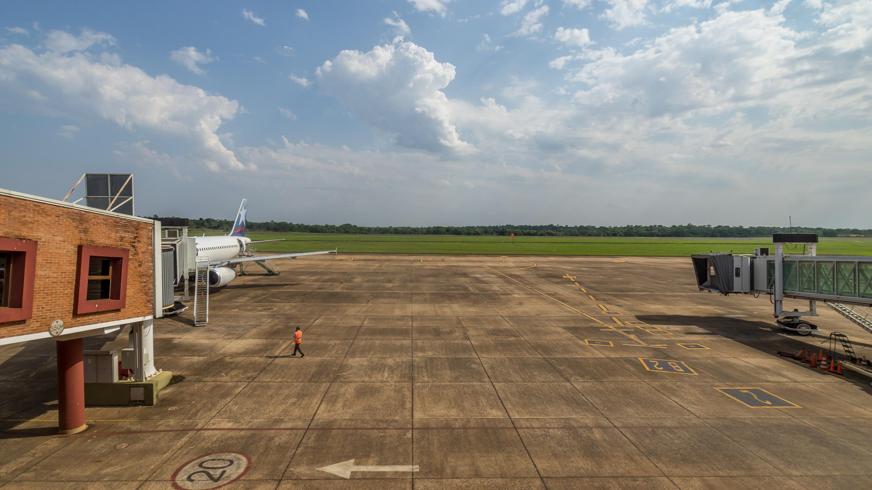 Małe to lotnisko