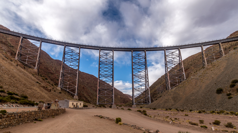 Mijamy Viaducto La Polvorilla
