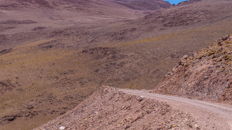 Wjeżdżamy na 4000 metrów n.p.m.
