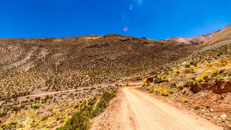 Ruta 40 San Antonio do Cachi Abra el Acay
