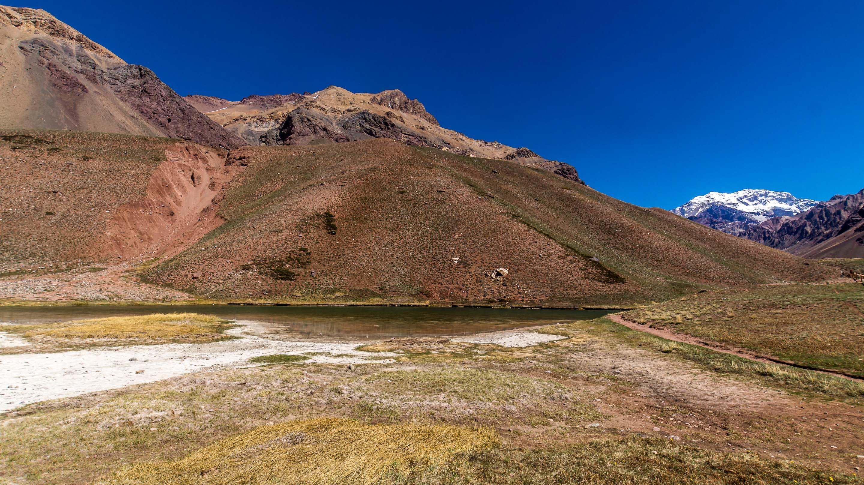 Laguna de Horcones