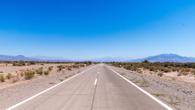 Droga do Mendozy