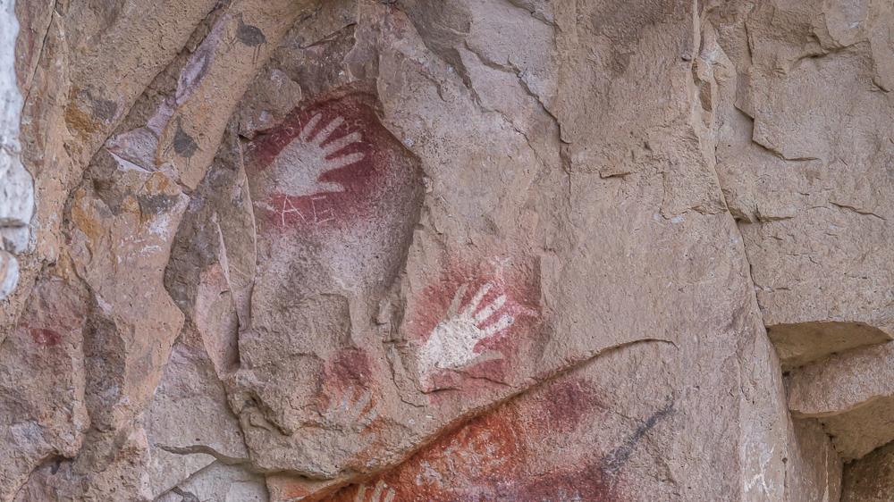 Cueva de los Manos Argentina