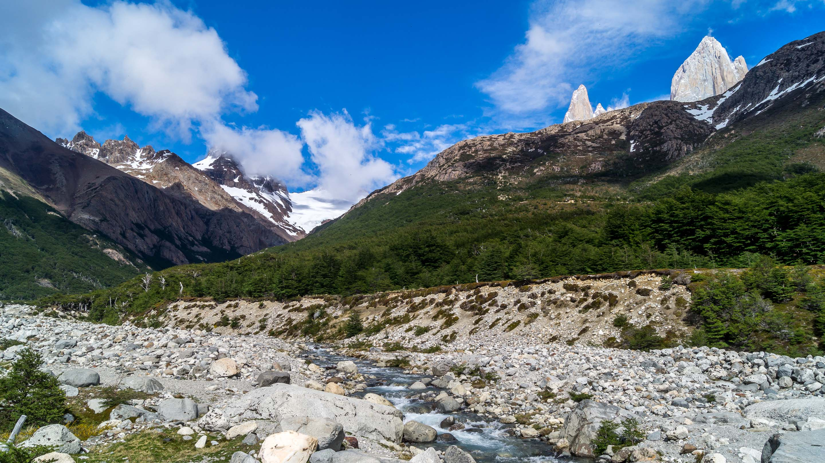 Mount Fitz Roy Trek