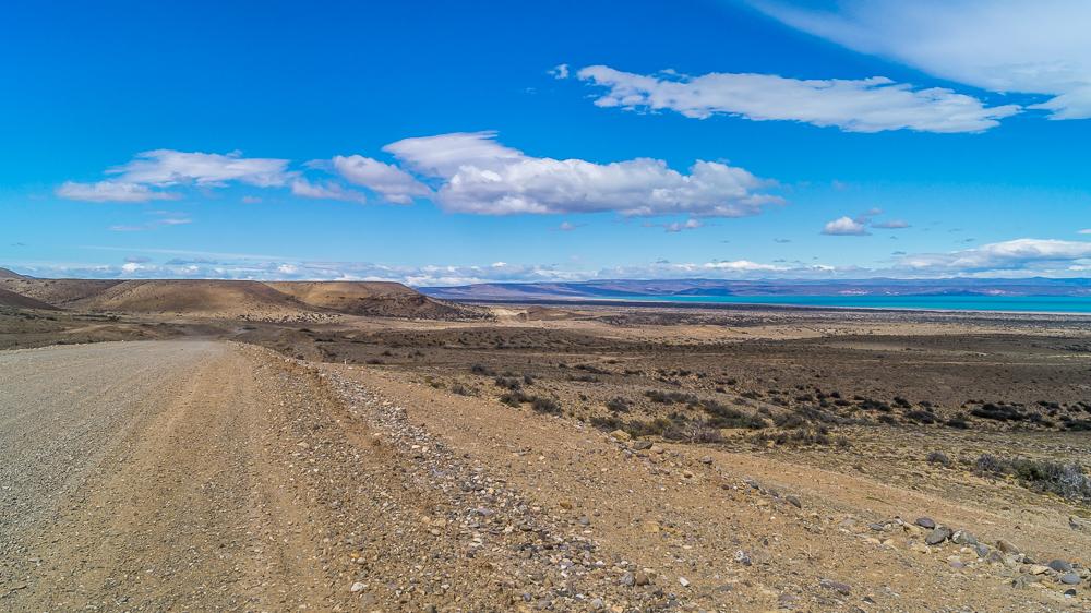 Droga do El Chalten Patagonia