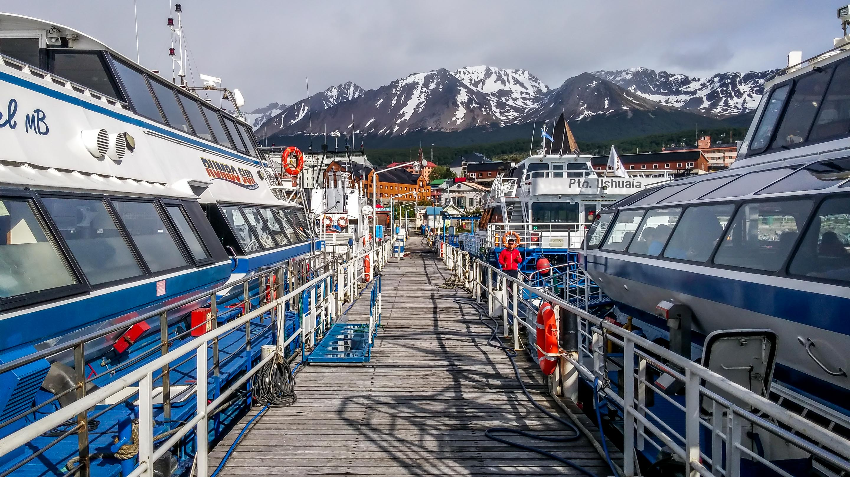Port w Ushuaia