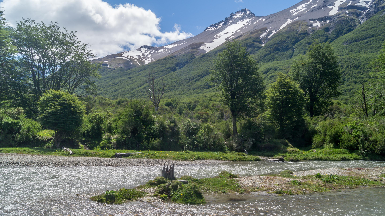 Park narodowy Ziemia Ognista Ushuaia Ruta 3