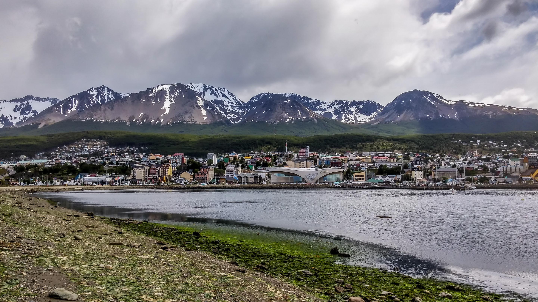 Ushuaia miasto na końcu świata