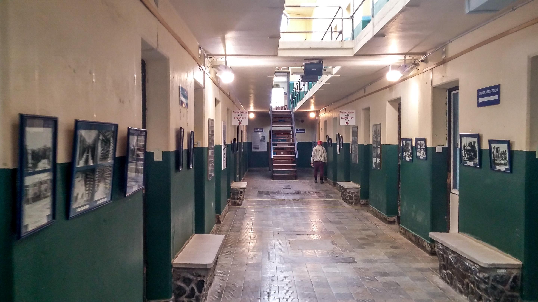 Więzienie w Ushuaia