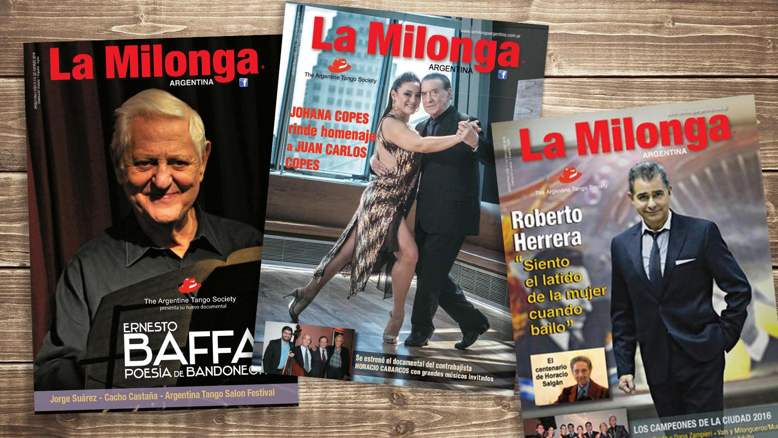 Tangowe media magazyny portale