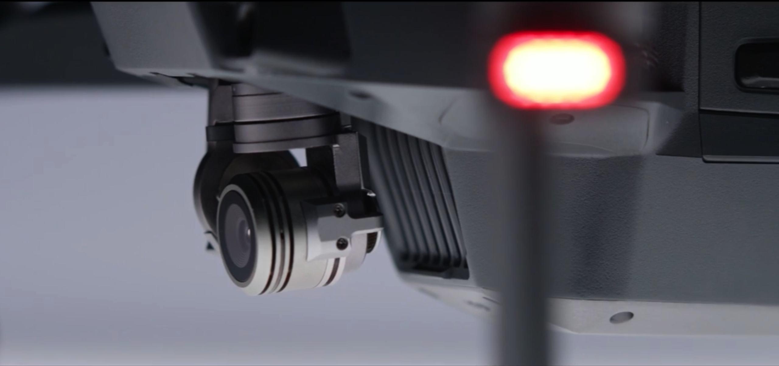 Dji Mavic kamera
