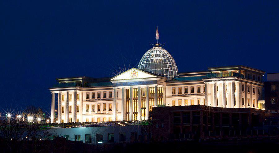 Michelle de Lucchi - Pałac Prezydencki